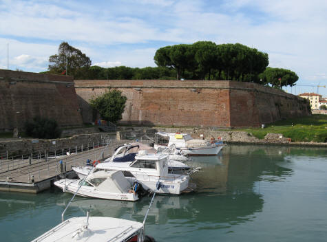 Livorno City Walls