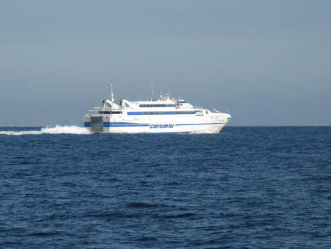 Ferries from Livorno Italy
