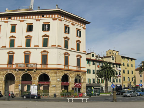 Lodgings in and around Livorno Italy