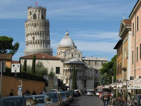 Pisa Hotels Near Airport